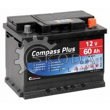 Autobaterie 12V 60Ah CPAM27563